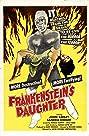 Frankenstein's Daughter (1958) Poster