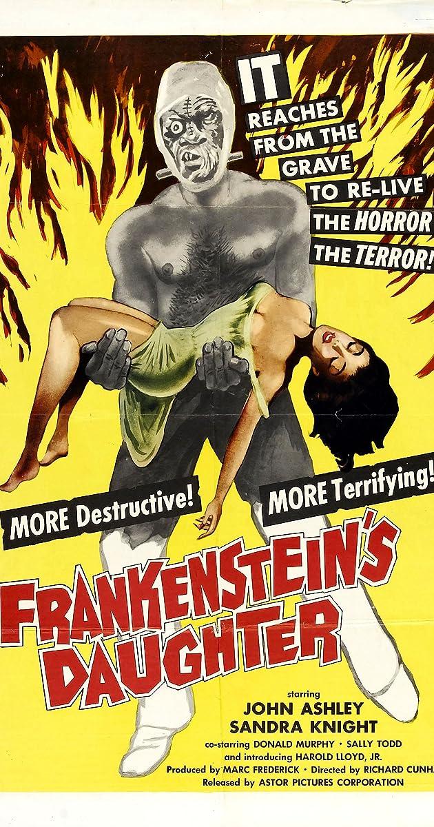 Frankensteins Daughter 1958