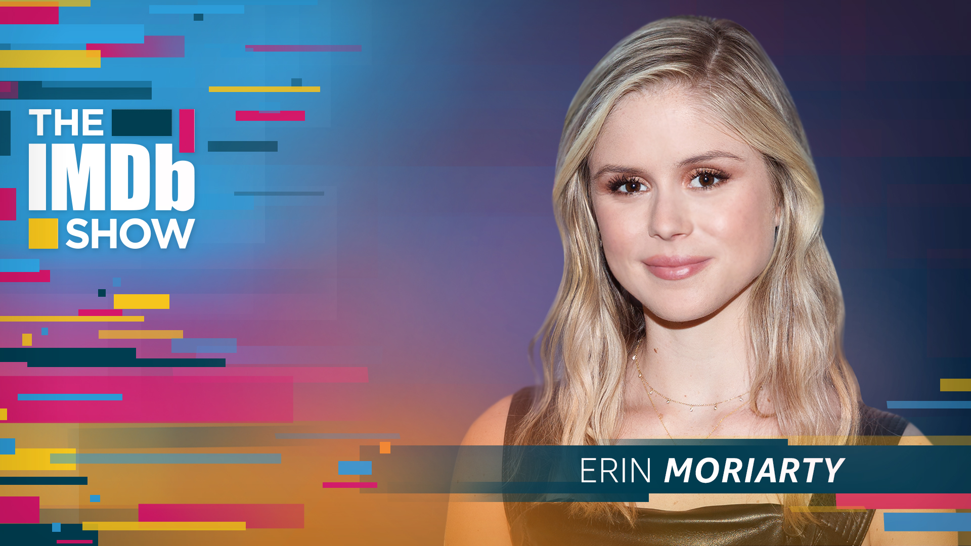 """Erin Moriarty Reveals the Scene She Wants to See in """"The Boys"""" from The IMDb Show (2017-)"""