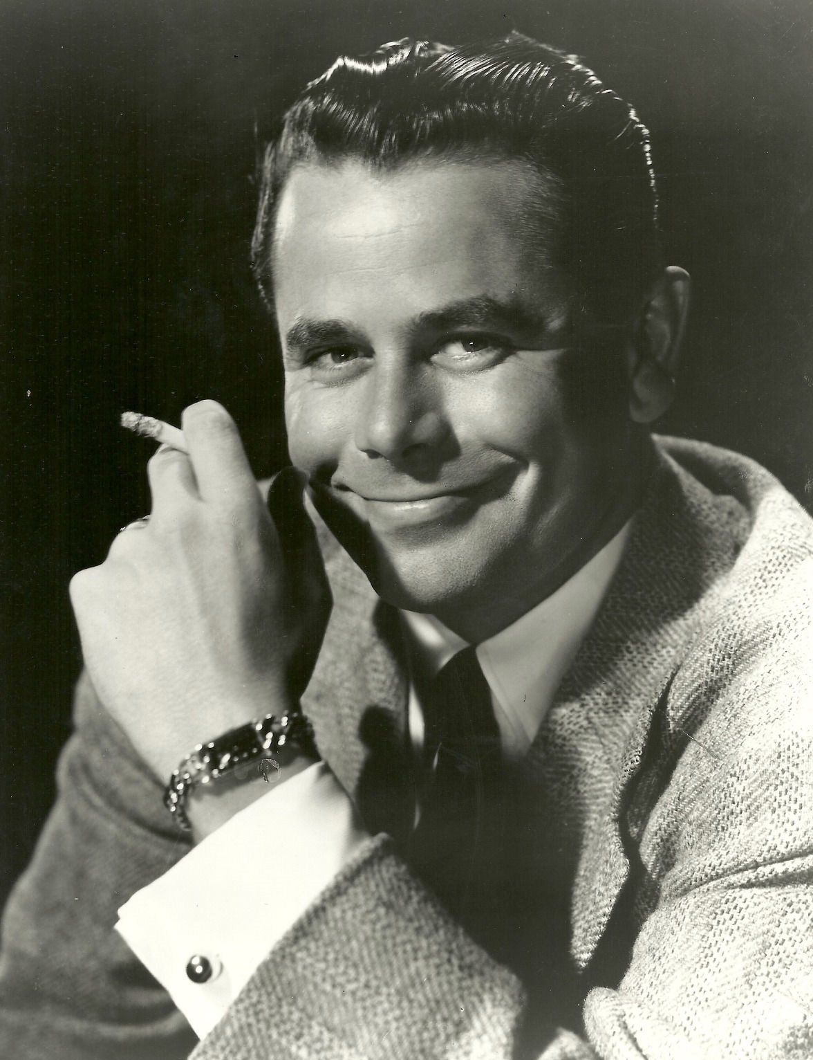 Glenn Ford in The Doctor and the Girl (1949)