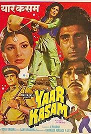 Yaar Kasam Poster