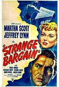 Strange Bargain (1949) Poster - Movie Forum, Cast, Reviews