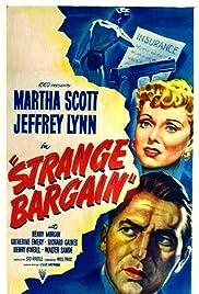 Strange Bargain(1949) Poster - Movie Forum, Cast, Reviews