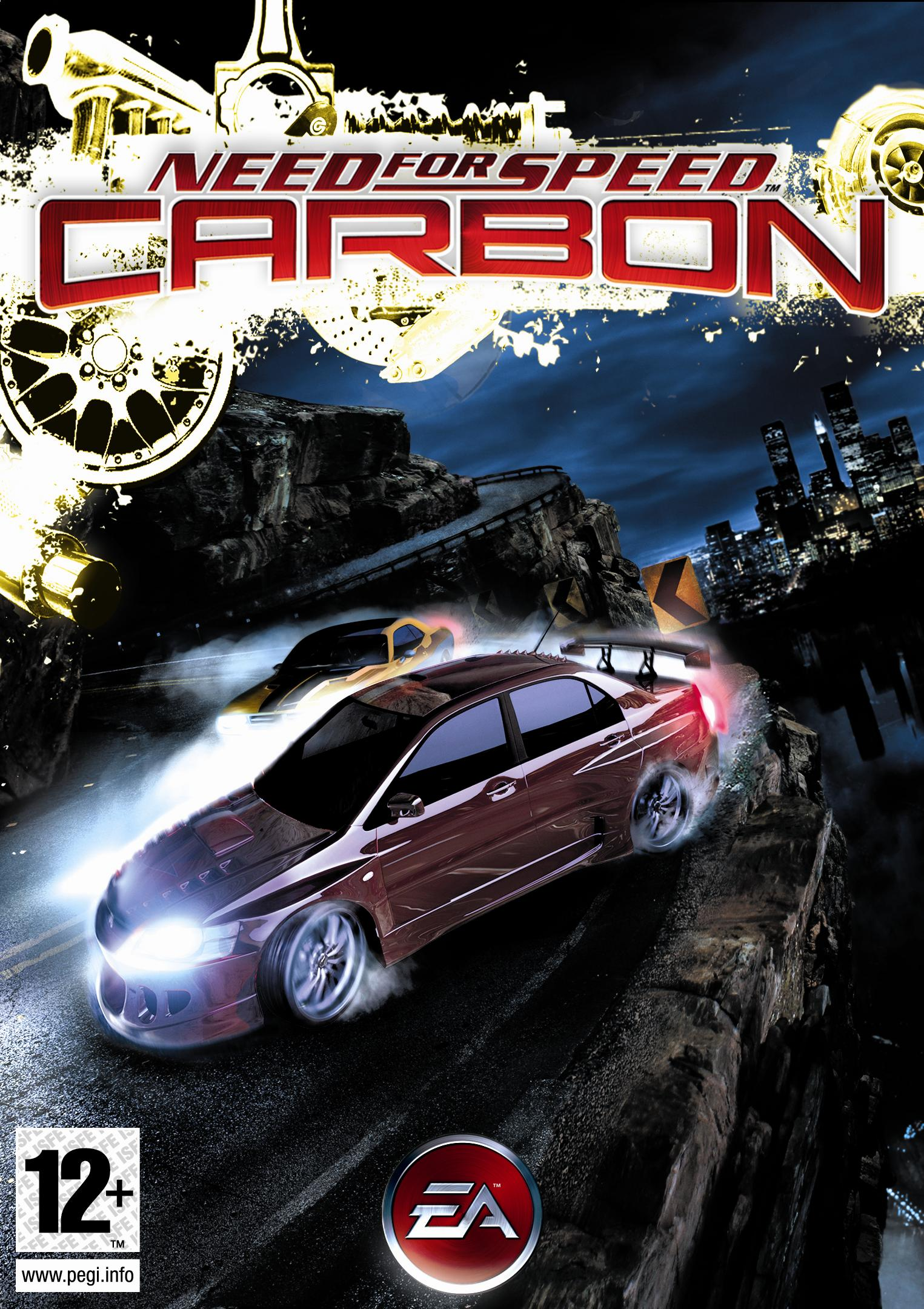 Need for Speed: Carbon (Video Game 2006) - IMDb