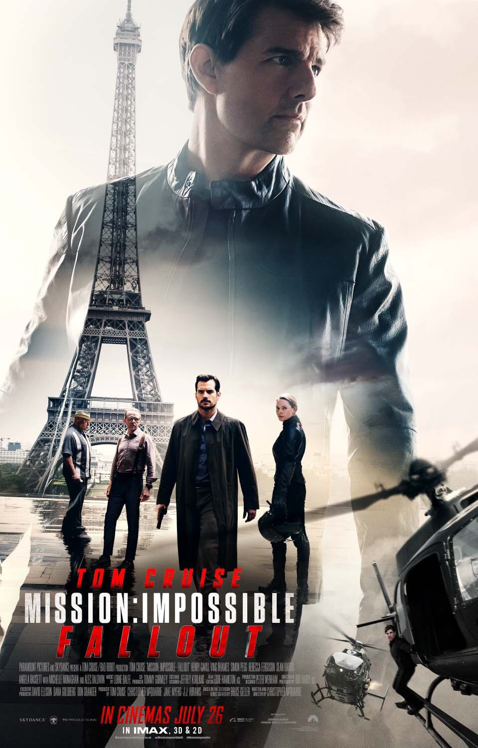 Mission Impossible (2020) Bengali Dubbed 720p HDRip 800MB Download