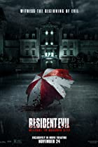 Resident Evil: Welcome to Raccoon City (2021) Poster