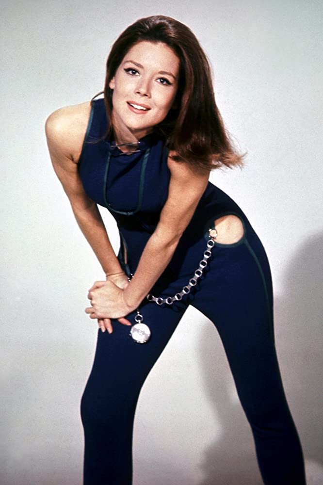 Diana Rigg in The Avengers 1961