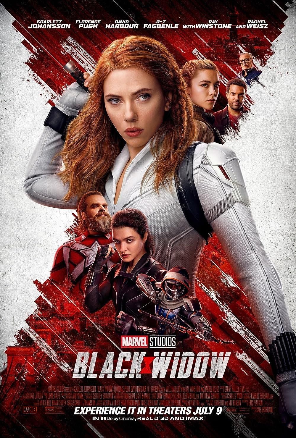 Black Widow 2021 English Movie 480p DSNP HDRip MSub 400MB x264 AAC
