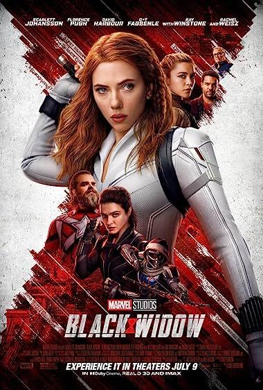 Black Widow (2021) Tamil Dubbed