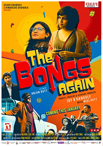 The Bongs Again (2017) Bengali WEB-DL 720P x264 AAC 800MB Download
