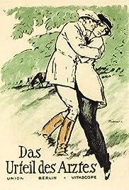 Urteil des Arztes Poster