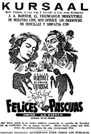 Felices Pascuas Poster