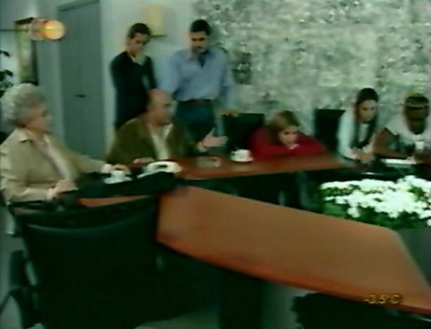Evangelina Elizondo and Iliana Fox in Cuando seas mía (2001)