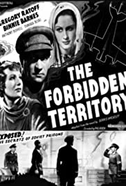 Forbidden Territory Poster