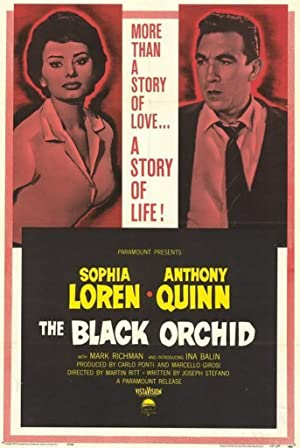 Where to stream The Black Orchid