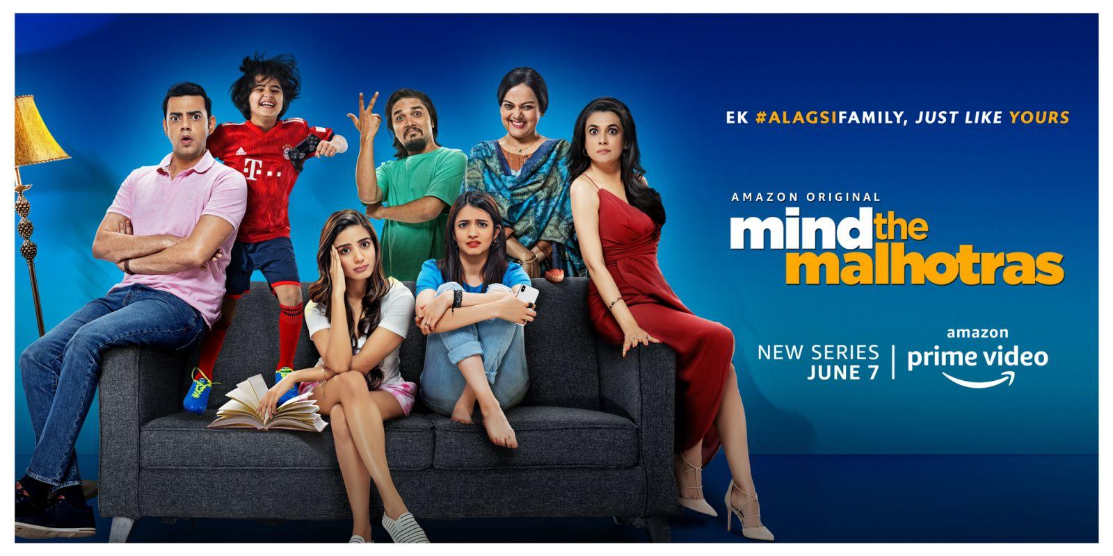 Mind The Malhotras Complete Season 1