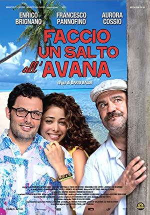 poster Faccio un salto all'Avana