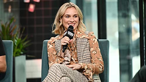 BUILD: Diane Kruger Explains How to Play a Character That's Constantly Lying