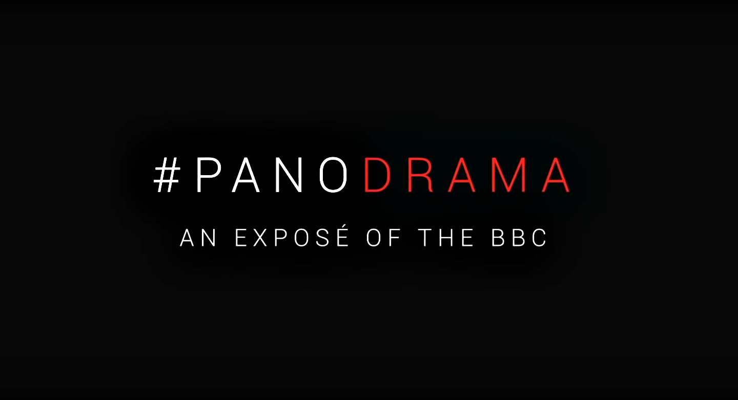 PANODRAMA - Tommy Robinson Documentary Highlighting the BBC Fake reporting.