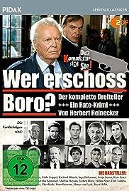Wer erschoß Boro? Poster