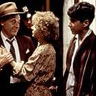 Blythe Danner, Jonathan Silverman, and Bob Dishy in Brighton Beach Memoirs (1986)