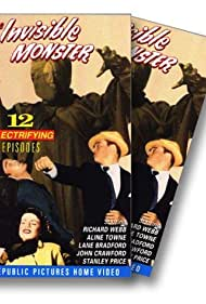 The Invisible Monster (1950) Poster - Movie Forum, Cast, Reviews