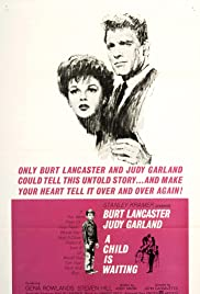A Child Is Waiting(1963) Poster - Movie Forum, Cast, Reviews