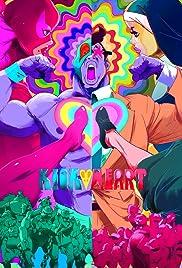 Kick-Heart Poster