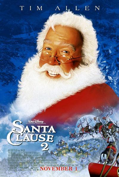 سلسلة افلام Santa Clause