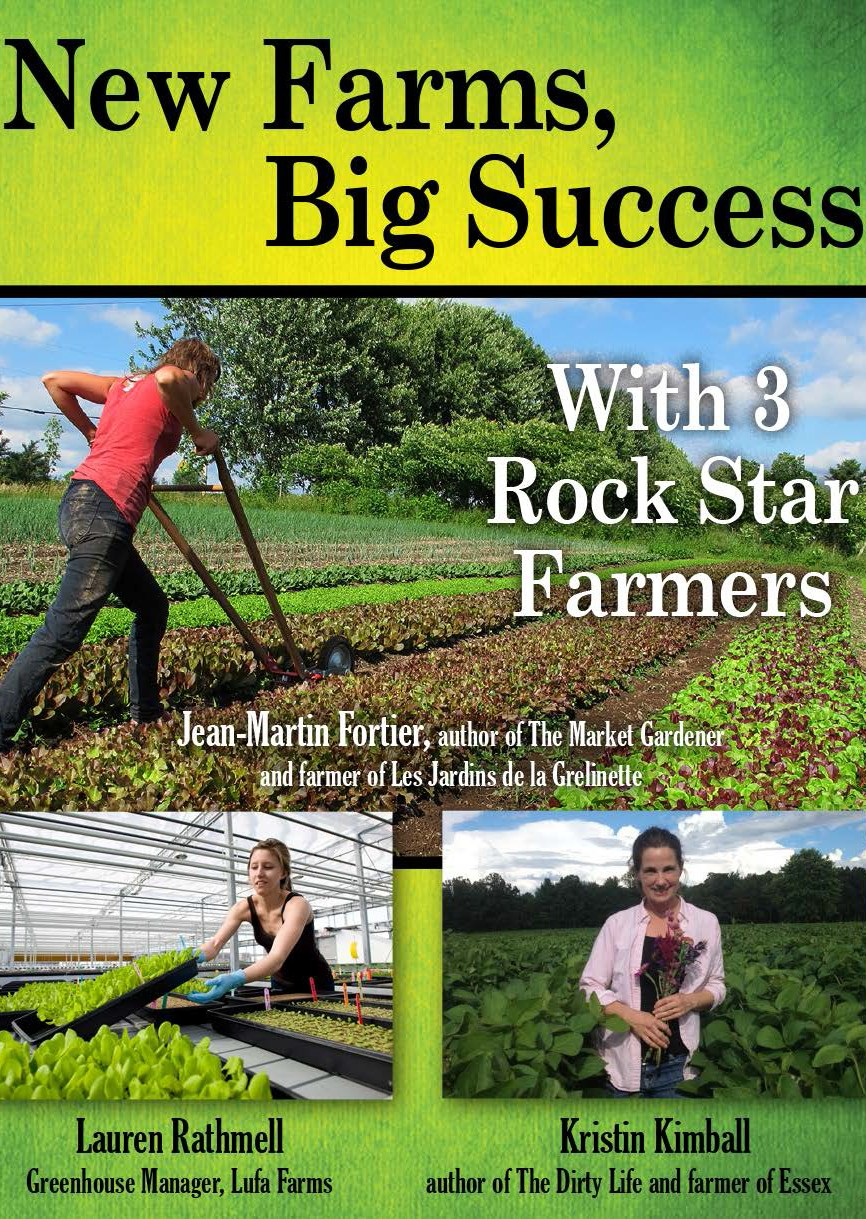 new farms big success, documentary, streaming, market gardening