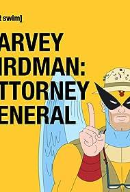 Harvey Birdman: Attorney General (2018)