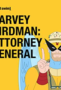 Primary photo for Harvey Birdman, Attorney General
