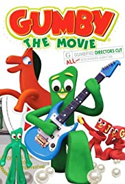 Gumby: The Movie Poster