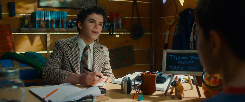 Jesse Noah Gruman in The Kid Detective (2020)