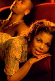 Janet Jackson: Any Time, Any Place Poster
