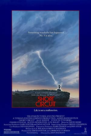 Short Circuit Poster Image