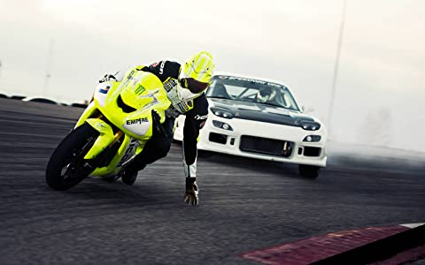 Top torrent movie downloads Motorcycle vs. Car Drift Battle by [720x576]