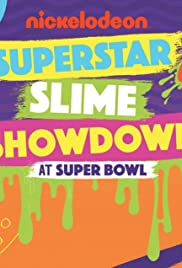 Superstar Slime Showdown at Super Bowl 2018 Poster