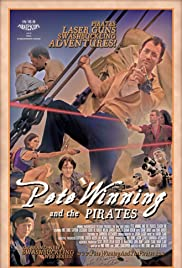 Pete Winning and the Pirates Poster