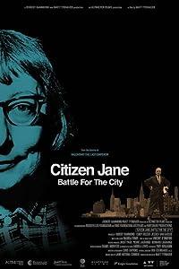 Watch free full divx movies Citizen Jane: Battle for the City [480x800]