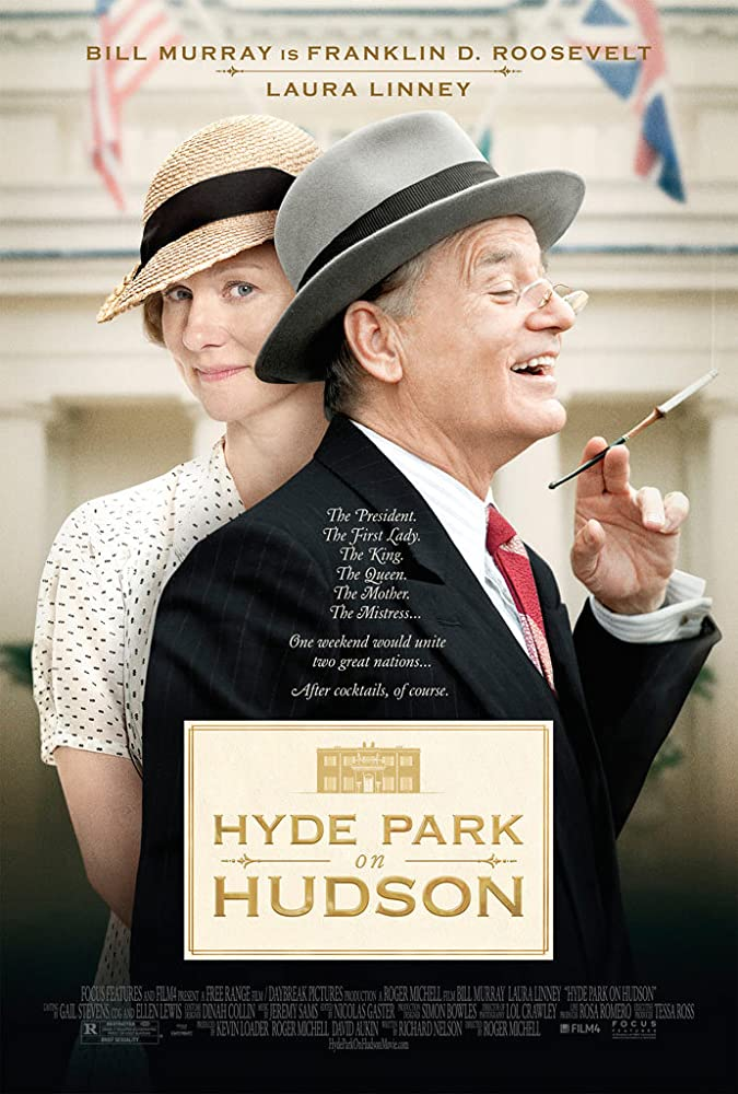 Hyde Park on Hudson (2012) Dual Audio Hindi 300MB