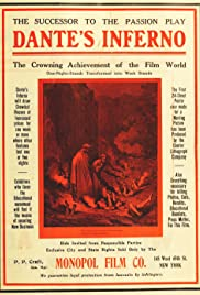Dante's Inferno (1911) Poster - Movie Forum, Cast, Reviews