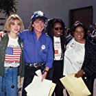 Whoopi Goldberg, Nell Carter, David Cassidy, and Debbie Gibson in Voices That Care (1991)