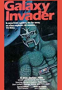 Primary photo for The Galaxy Invader