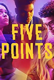 Five Points Poster