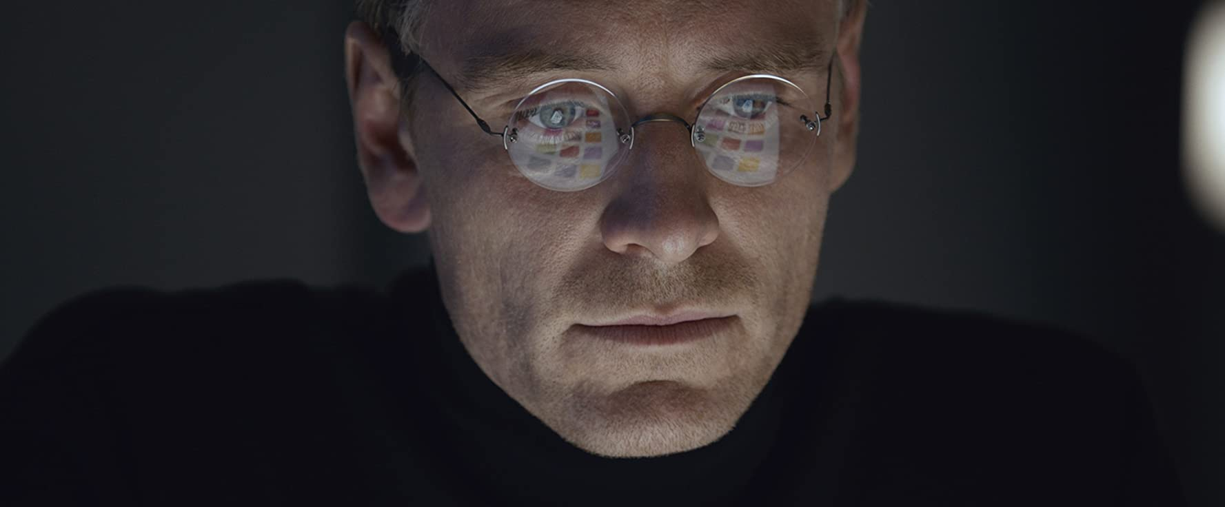 Michael Fassbender in Steve Jobs (2015)