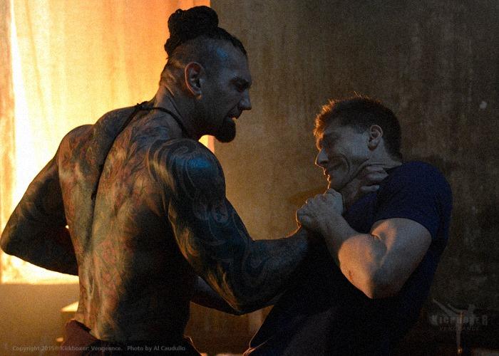 Film Kickboxer: Vengeance