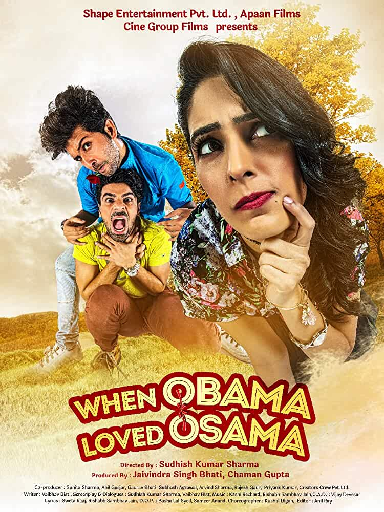 When Obama Loved Osama (2018) Hindi 720p HEVC HDRip x265 AAC ESubs [500MB] Full Bollywood Movie