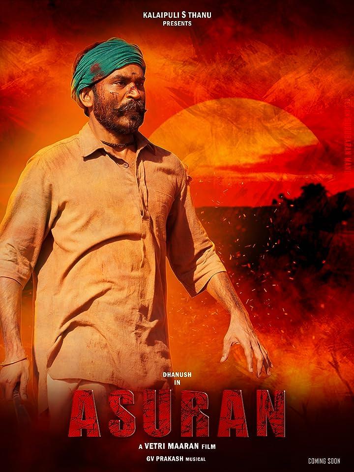 Asuran (2019) Hindi Dubbed