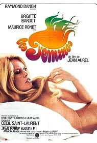 Brigitte Bardot in Les femmes (1969)